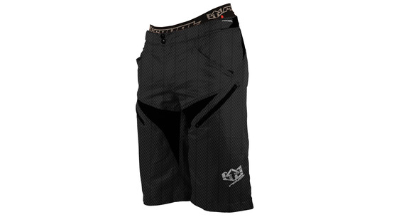 Royal Racing Matrix Short zwart/grijs